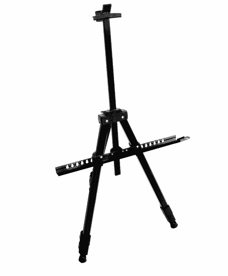 staffelei alu malerei feldstaffelei leinwand st nder malen bis 170 cm neu 553 ebay. Black Bedroom Furniture Sets. Home Design Ideas